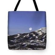 Big Sky Panorama Tote Bag