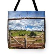 Black Mountain Ranch Tote Bag