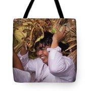 Big Smile From Bali Tote Bag