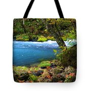 Big Spring Tote Bag
