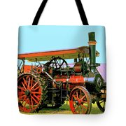 Big Steamer Tote Bag by Dominic Piperata