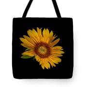 Big Sunflower Tote Bag