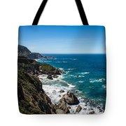 Big Sur Ca Tote Bag