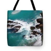 Big Sur Foam Tote Bag