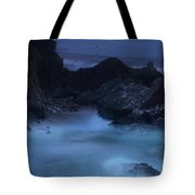 Big Sur Night Tote Bag