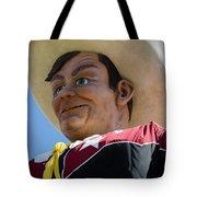Big Tex - Oil Tote Bag