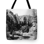 Big Thompson Canyon Tote Bag