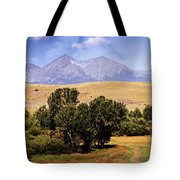 Big Timber Canyon 2 Tote Bag