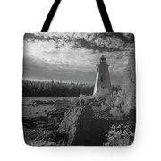 Big Tub Lighthouse Tote Bag