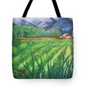 Big Valley Farm Tote Bag