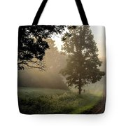Big Valley Mist  Tote Bag