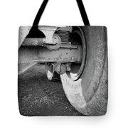 Big Ole Wheel Tote Bag