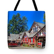 Bigfork Inn Tote Bag