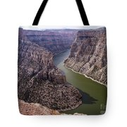 Bighorn Canyon Tote Bag