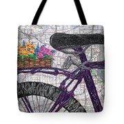 Bike Like #2 Tote Bag