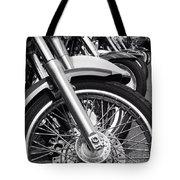 bike Riders  Tote Bag