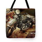Bike Week Tote Bag