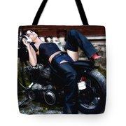 Bikes And Babes Tote Bag
