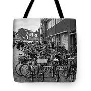 Bikes Of Skagen Tote Bag