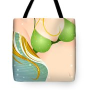 Bikini Blonde Tote Bag