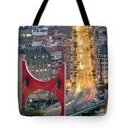 Bilbao Street Tote Bag