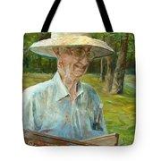 Bill Hines The Legend Tote Bag