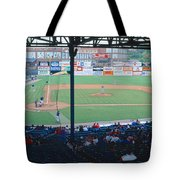 Bill Meyer Stadium, Aa Southern League Tote Bag
