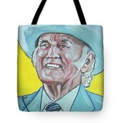 Bill Monroe Tote Bag