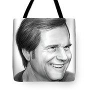 Bill Paxton Tote Bag