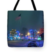 Billerica Common 001 Tote Bag