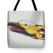 Billet Head: Eagle Tote Bag