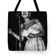Billie Holiday Tote Bag by American School