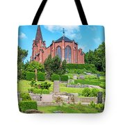 Billinge Church Tote Bag