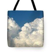 Billowing Clouds 1 Tote Bag