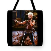Billy Idol 90-2266 Tote Bag