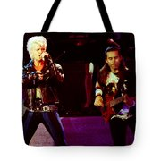 Billy Idol 90-2305 Tote Bag