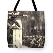 Billy Sunday Tote Bag
