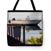 Billy's Boat Tote Bag