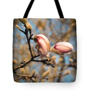 Biltmore Cherry Blossom Tote Bag