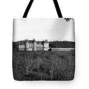 Biltmore Mansion Tote Bag by Michael Tesar