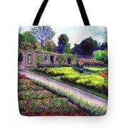Biltmore Walled Gardens Tote Bag