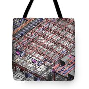 Bim Coordination Model Tote Bag