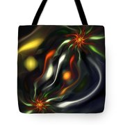 Binary Attractors Tote Bag