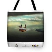 Binbrook Lightnings V2 Tote Bag