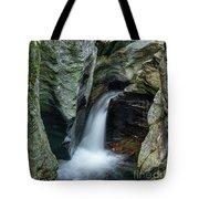 Bingham Falls Tote Bag by Sharon Seaward