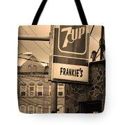 Binghampton New York - Frankie's Tavern Tote Bag