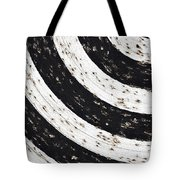 Bingo - Target With Numeral Row Tote Bag