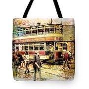 Binns Tram 1 Tote Bag