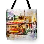 Binns Tram 2 Tote Bag