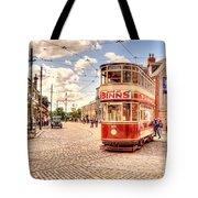 Binns Tram 5 Tote Bag